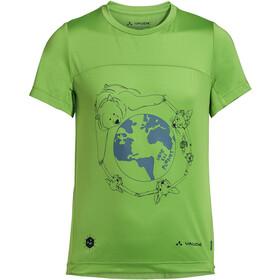 VAUDE Solaro T-Shirt II Kids, verde